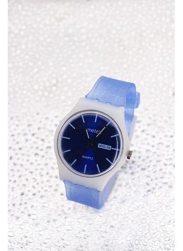 Takıştır Saat Mavi